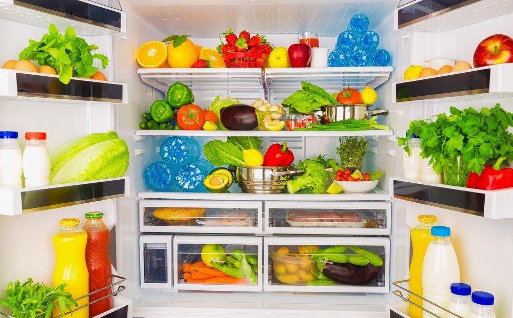 cara tepat menyimpan bahan makanan