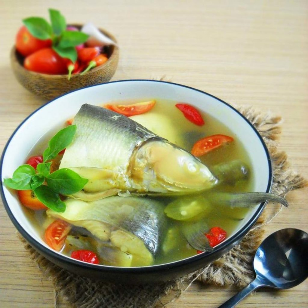 resep masak ikan